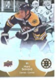 2009 /10 Upper Deck McDonald's Hockey Card # 4 Marc Savard Bruins Mint Condition- Shipped