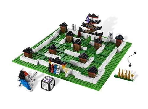 Imagen principal de LEGO Juegos de mesa 3856 - Ninjago