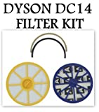 DYSON DC14 ANIMAL PRE & POST MOTOR HEPA FILTER KIT