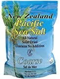 Pacific Salt Coarse Sea Salt, 2.2 Pound Bags (Pack of 4)