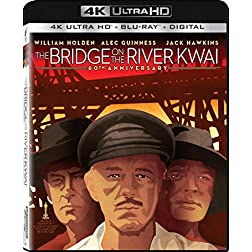 The Bridge on the River Kwai [4K Ultra HD + Blu-ray]