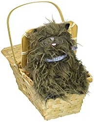 Costumes For All Occasions Ru583 Toto With Basket Deluxe Web by Rubie's Costume Company