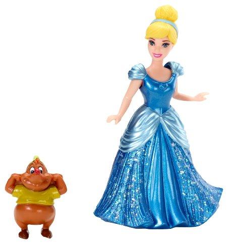 Disney Princess Magiclip Cinderella and Gus Doll - 1