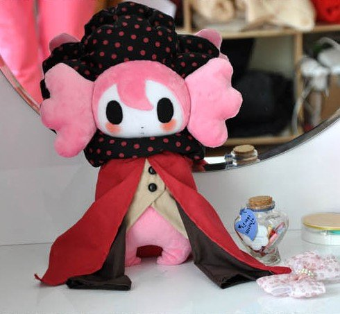 萌え萌えコスプレ小物   魔法少女まどか☆マギカ/ シャルロッテ ぬいぐるみ 30cm コスプレ道具