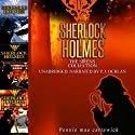 Sherlock Holmes: The Sirens Collection Audiobook by Pennie Mae Cartawick Narrated by P.J. Ochlan
