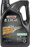 Castrol 03084 EDGE 5W-30 Advanced Full Synthetic Motor Oil, 5 Quart