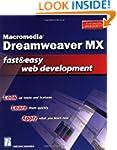 Macromedia Dreamweaver MX Fast &...