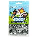 Perler Bead Bag, Grey