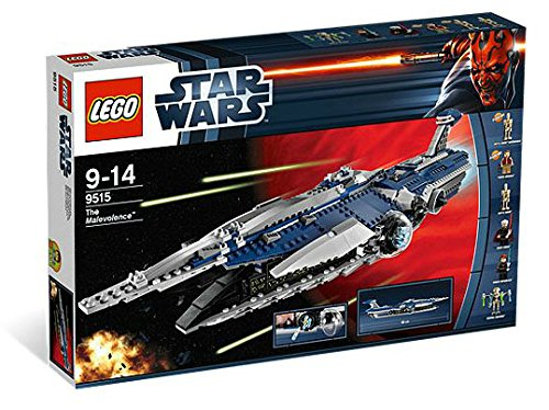 LEGO Star Wars  9515 - The Malevolence