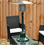 4kw Table Top Patio Heater with Regul...