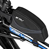 BV Bicycle Top Tube Bag with Concealed Quick-Access Opening