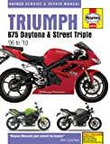 Haynes Manual for Triumph 675 Daytona & Street Triple (06 - 10) Including an AA Microfibre Magic Mitt