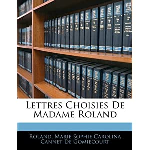 Lettres choisies: Amazon.fr: Madame de.
