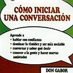 Como iniciar una conversacion: Spoken...