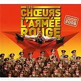 echange, troc les Choeurs De L'Armée Rouge - Les Choeurs De L'Armée Rouge Tournée Europeenne 2008