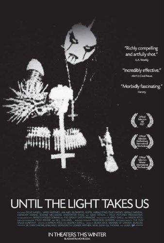 "Fino a quando la luce prende Movie (Us-Poster 68,58 x 101,60 (27"") x 40 cm, 69 x 102 cm Harmony Varg Vikernes Fenriz Korine Hellhammer"