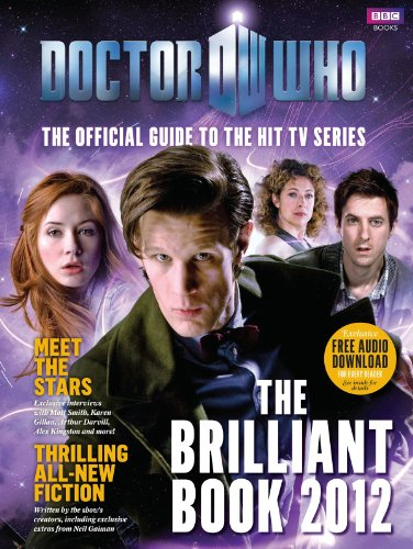 gadget geek - the brilliant book doctor who 2012