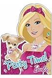 Barbie Party Invitations 6pk