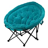 Sphere Chair, Wide Wale Corduroy - Blue
