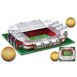 Character Building Sports Stars Stadium Old Trafford