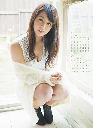 柳ゆり菜 2015年 カレンダー