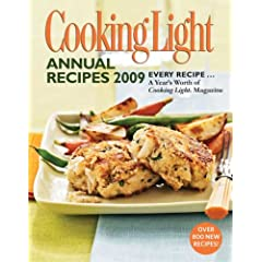 Cooking Light Annual Recipes 2009