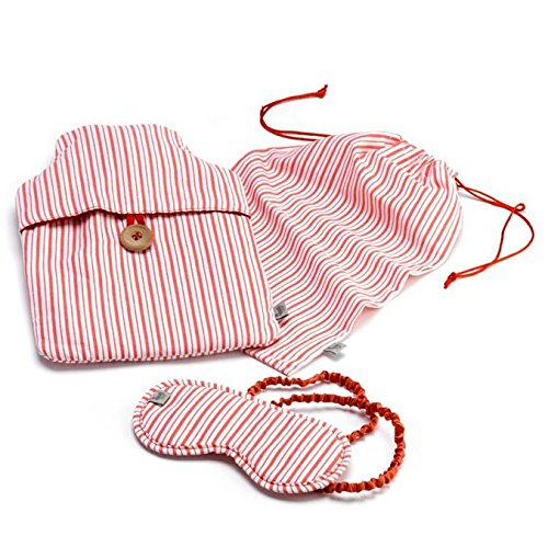 JAMIE OLIVER JME HOT WATER BOTTLE COVER AND EYE MASK