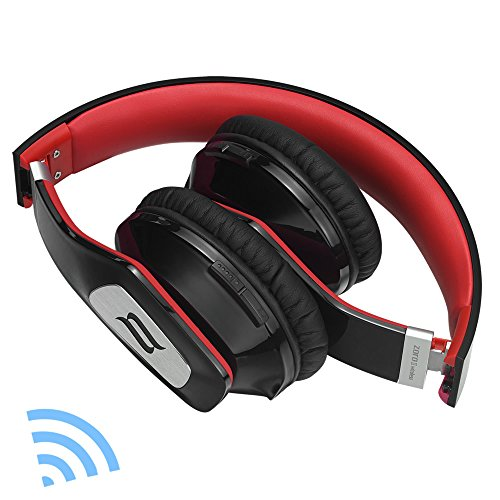 Noontec ZORO II Wireless Cuffie Premiato Suono On-Ear AptX Autonomia di 35...