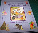 Celebrate the Year with Winnie the Pooh (A Disney Holiday Treasury) (0786832622) by Disney Press Staff