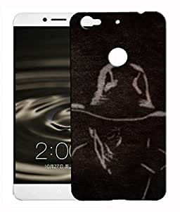 XUWAP 3d Printed Designer Hard Back Cover For LeTV Le 1S Design-10017