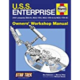 U.S.S. Enterprise Manual (Haynes Owners Workshop Manual)by Ben Robinson