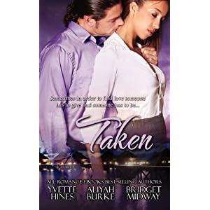Book Review for Taken by Bridget Midway