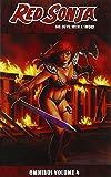 Red Sonja Volume 4 Omnibus TP