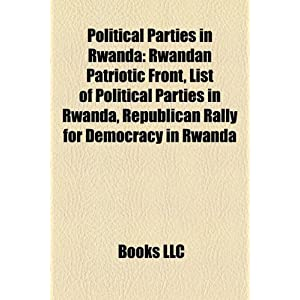 List Of Political Parties Rwanda | RM.