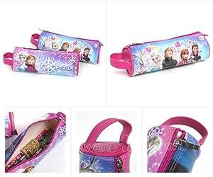Disney Frozen Soft Round Pencil Case 922466