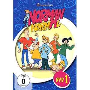 Norman Normal - DVD 1