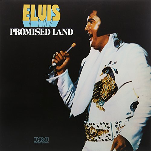 Vinilo : Elvis Presley - Promised Land (180 Gram Vinyl, Limited Edition, Gatefold LP Jacket, Colored Vinyl, Gold Disc)
