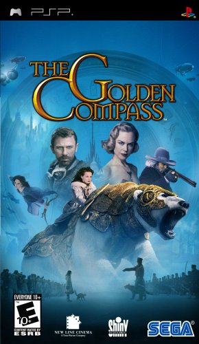 The Golden Compass - Sony PSP - 1
