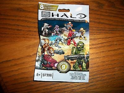 Halo Megabloks Micro Action Figures Series 9
