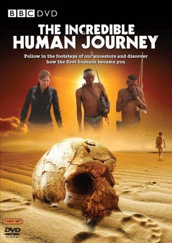 The Incredible Human Journey [Edizione: Regno Unito]