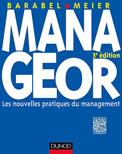 Manageor - 3e édition - Les nouvelles pratiques du management