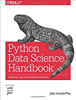 Python Data Science Handbook: Essential Tools for Working with Data Front Cover