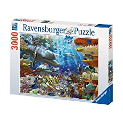 [Best price] Puzzles - Ravensburger Oceanic Wonders - 3000 Piece Puzzle - toys-games