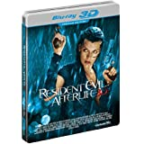 "Resident Evil - Afterlife (3D + 2D Version im Limited Steelbook, exklusiv bei Amazon.de) [Blu-ray]von ""Milla Jovovich"""