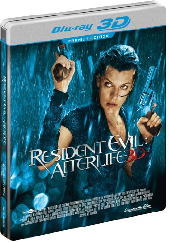 Resident Evil - Afterlife (3D + 2D Version im Limited Steelbook, exklusiv bei Amazon.de) [Blu-ray]
