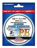 プロマリン(PRO MARINE) スーパーコアファイターPE 300M 5号 ALA300-5