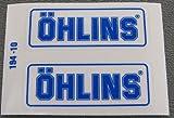 Ohlins Decal 2 Pack