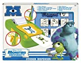 Multiprint Monsters University Sticker Machine