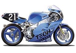1/12 BIKEシリーズ No.9 ヤマハ YZF750 TECH21レーシングチーム 1987年鈴鹿8耐仕様