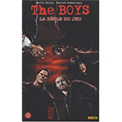 [chronique] The Boys Tome 1 51UDayEkKqL._SL500_AA240_